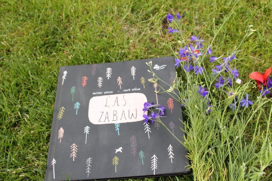 las zabaw książka dla dzieci