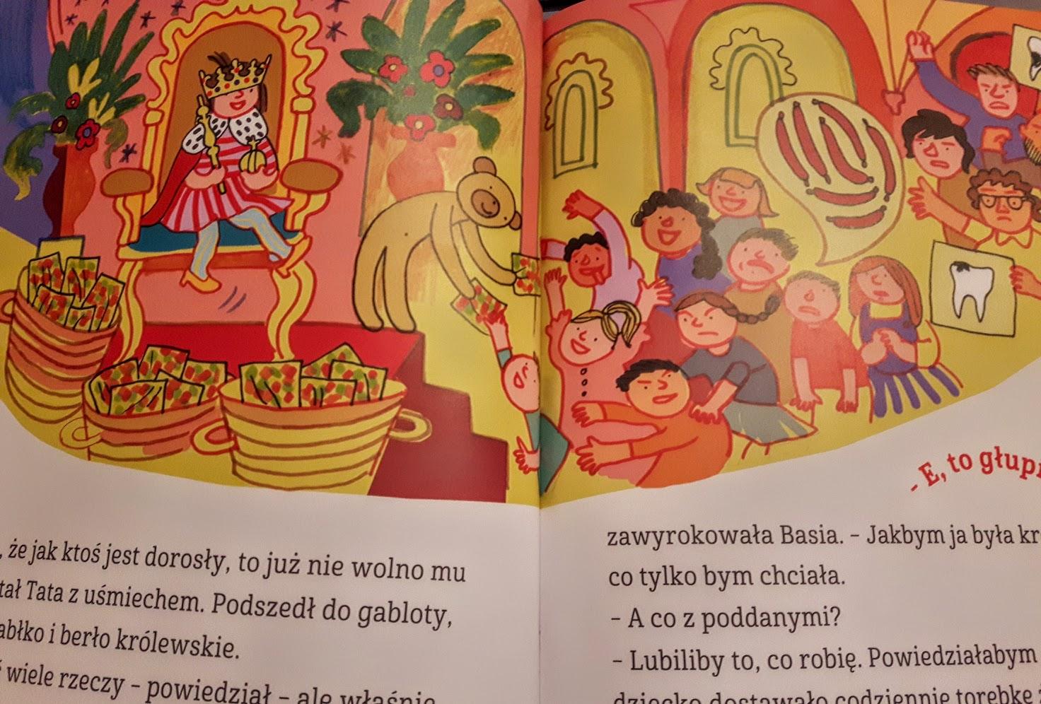 Basia i wolnosc Zofia Stanecka