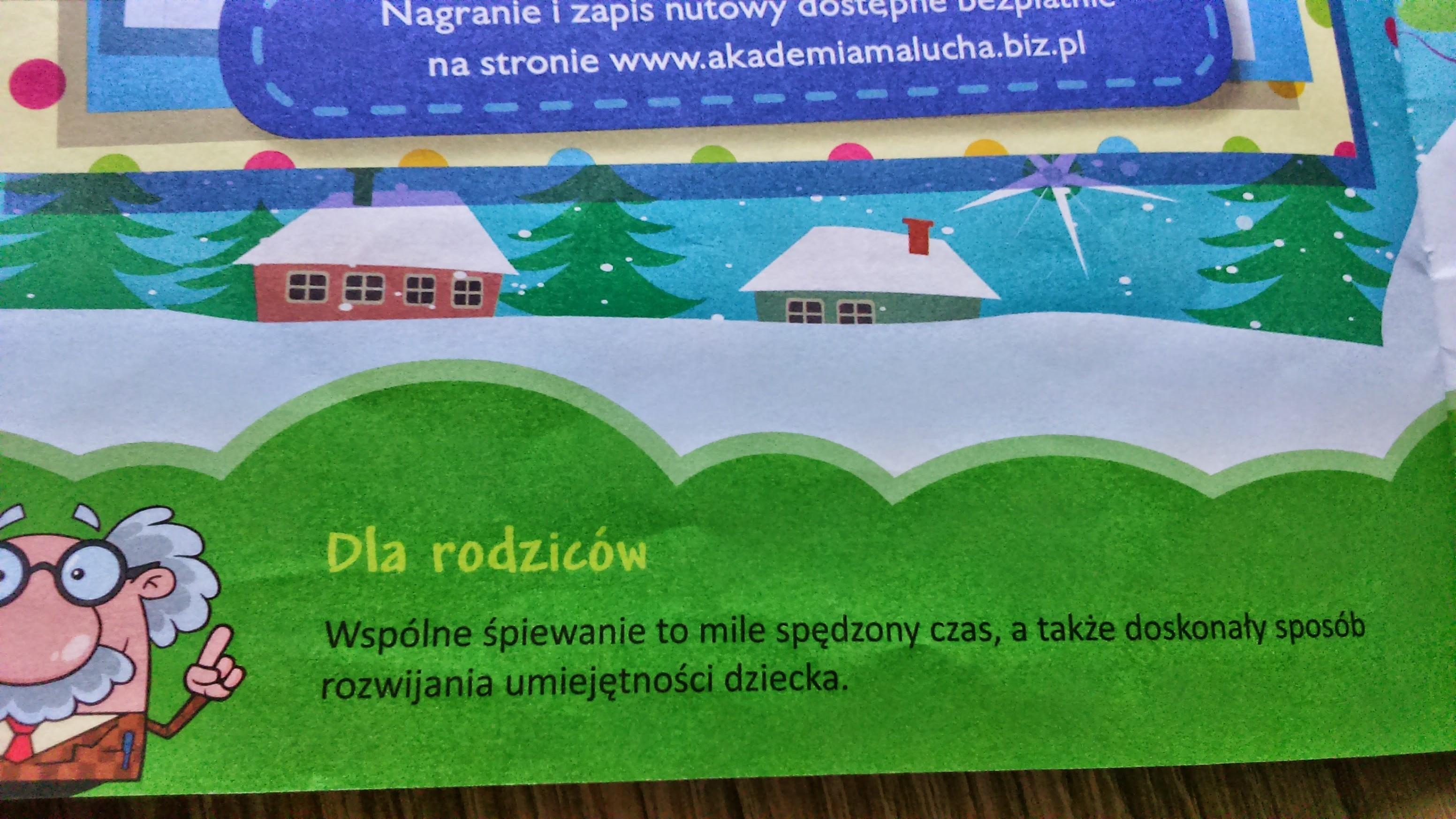 akademia malucha czasopismo dla dzieci