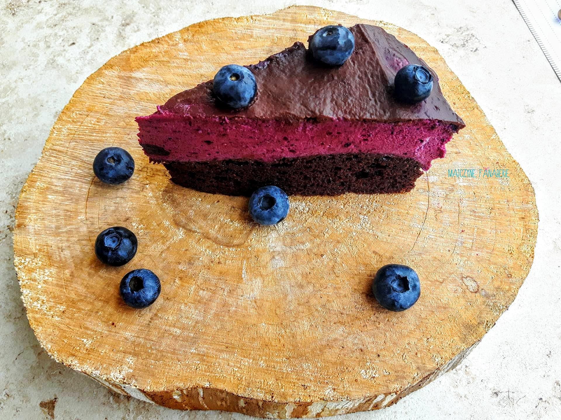 dzień polskiej borówki ciasto z borówkami