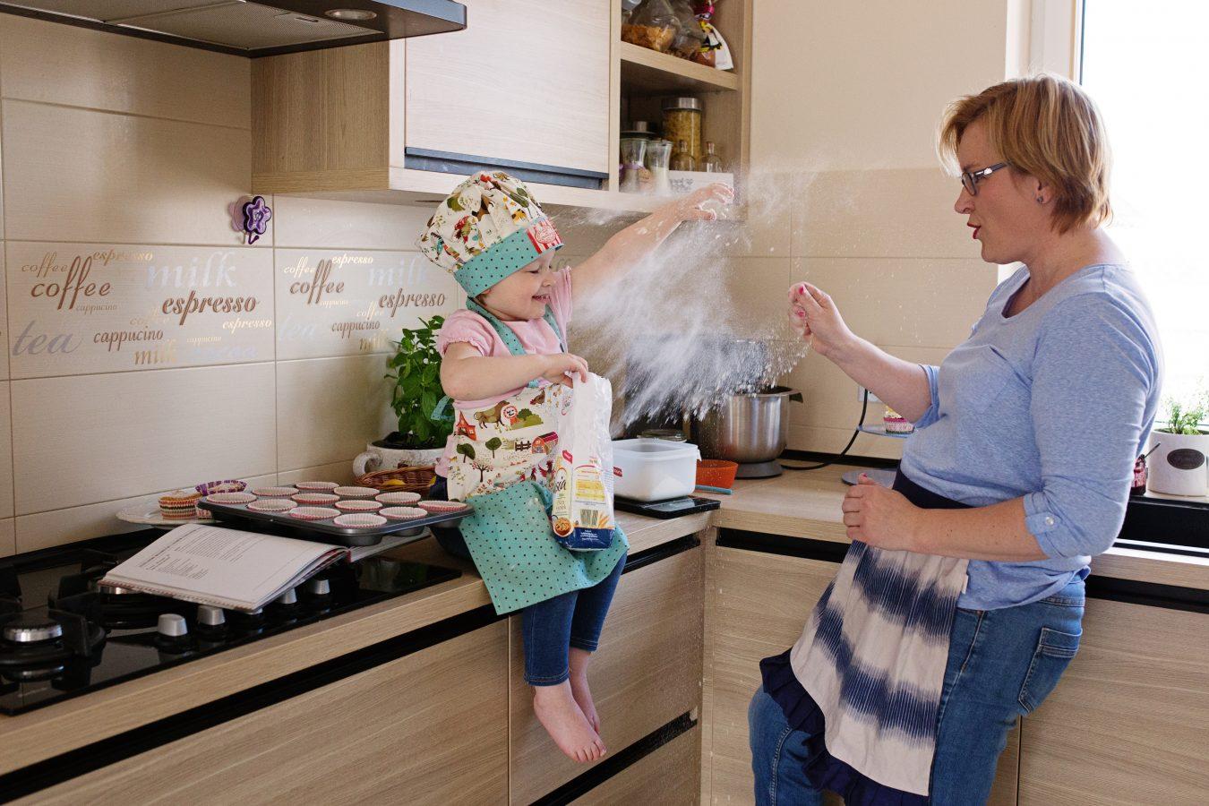 wspolne gotowanie z dzieckiem