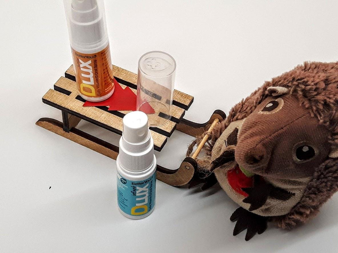 witamina d w sprayu dla dzieci