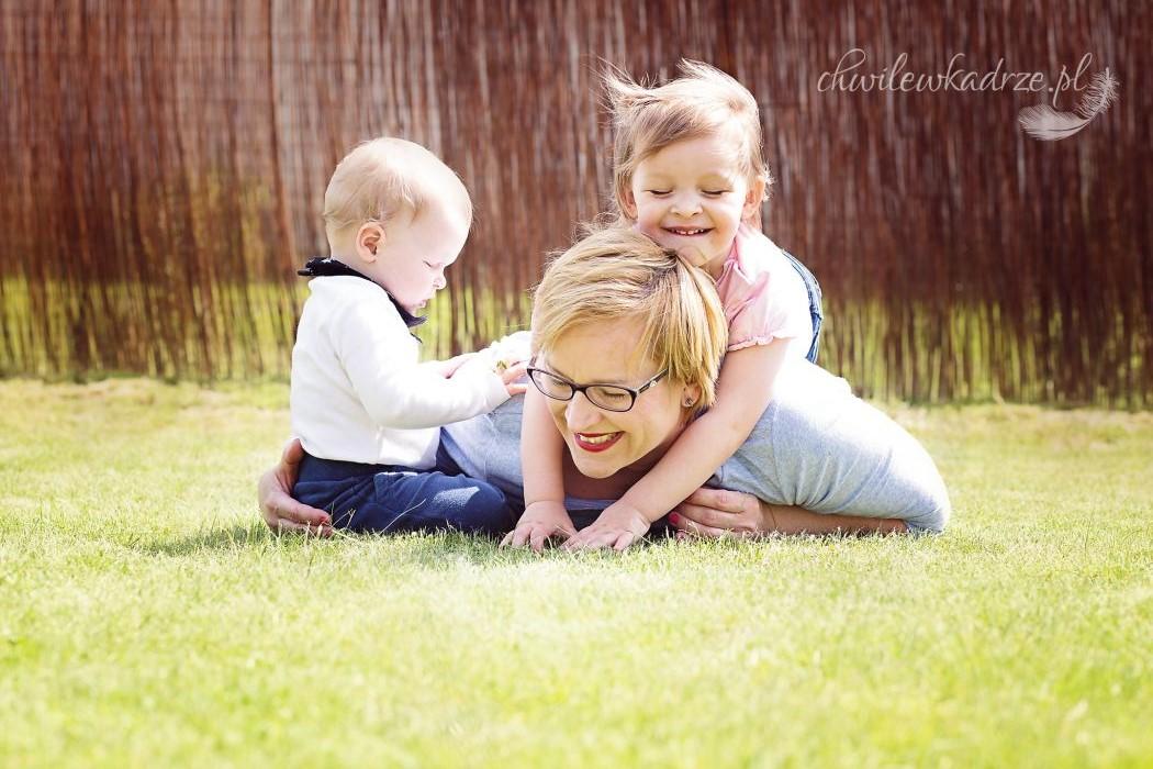 radość macierzyństwa