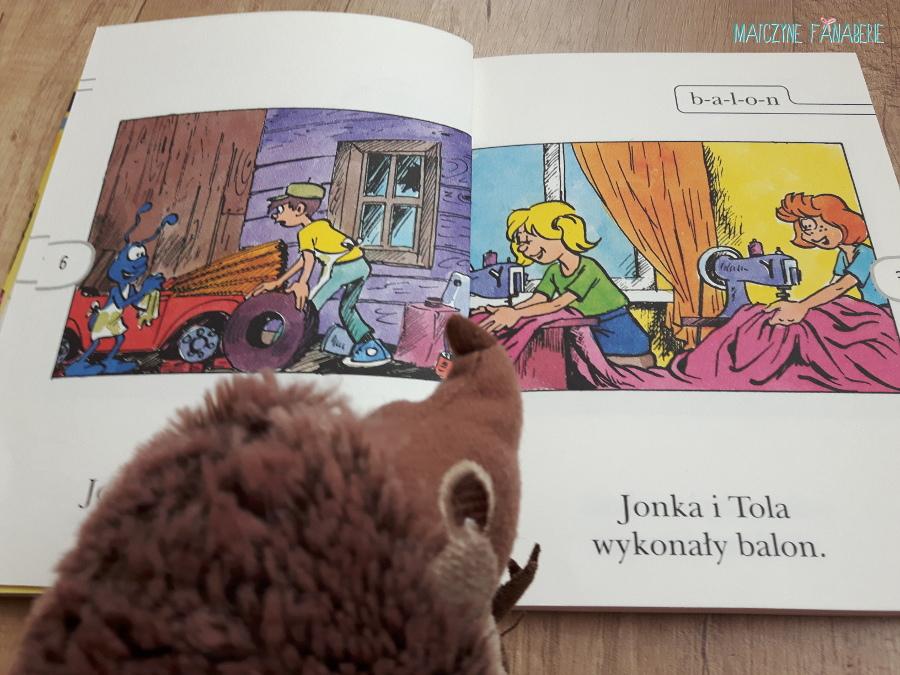 Jonka Jonek i Kleks