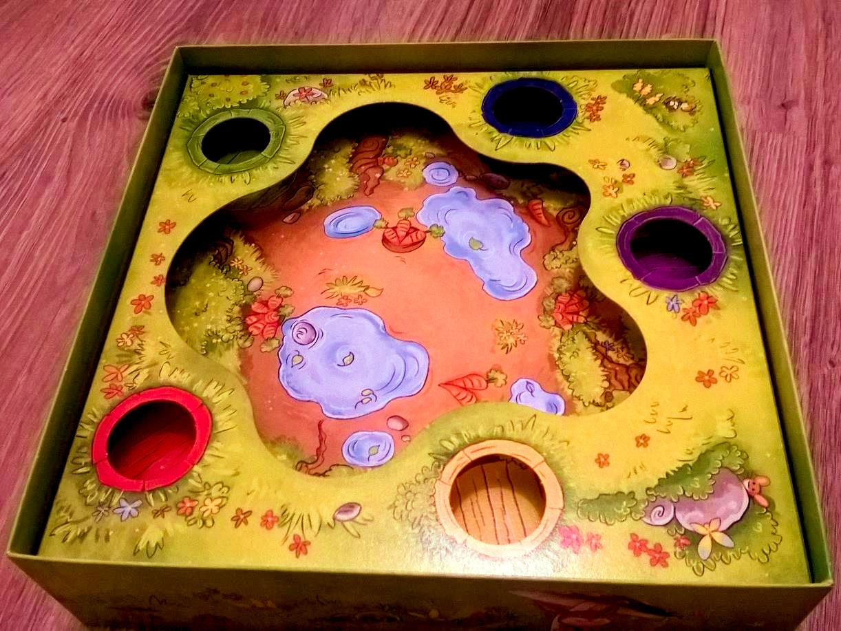 gry planszowe dla dzieci w podróży