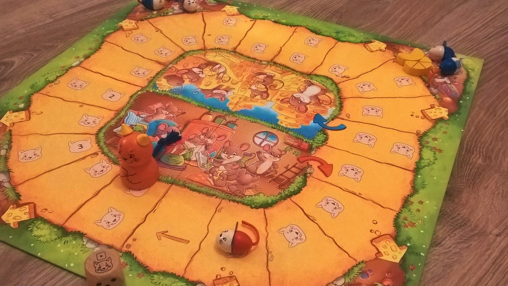 gry planszowe dla dzieci 4 i 5 lat