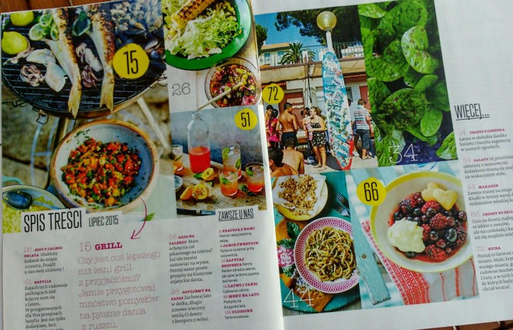 magazyn kulinarny Jamie