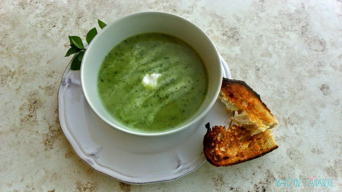 zupa z cukinii