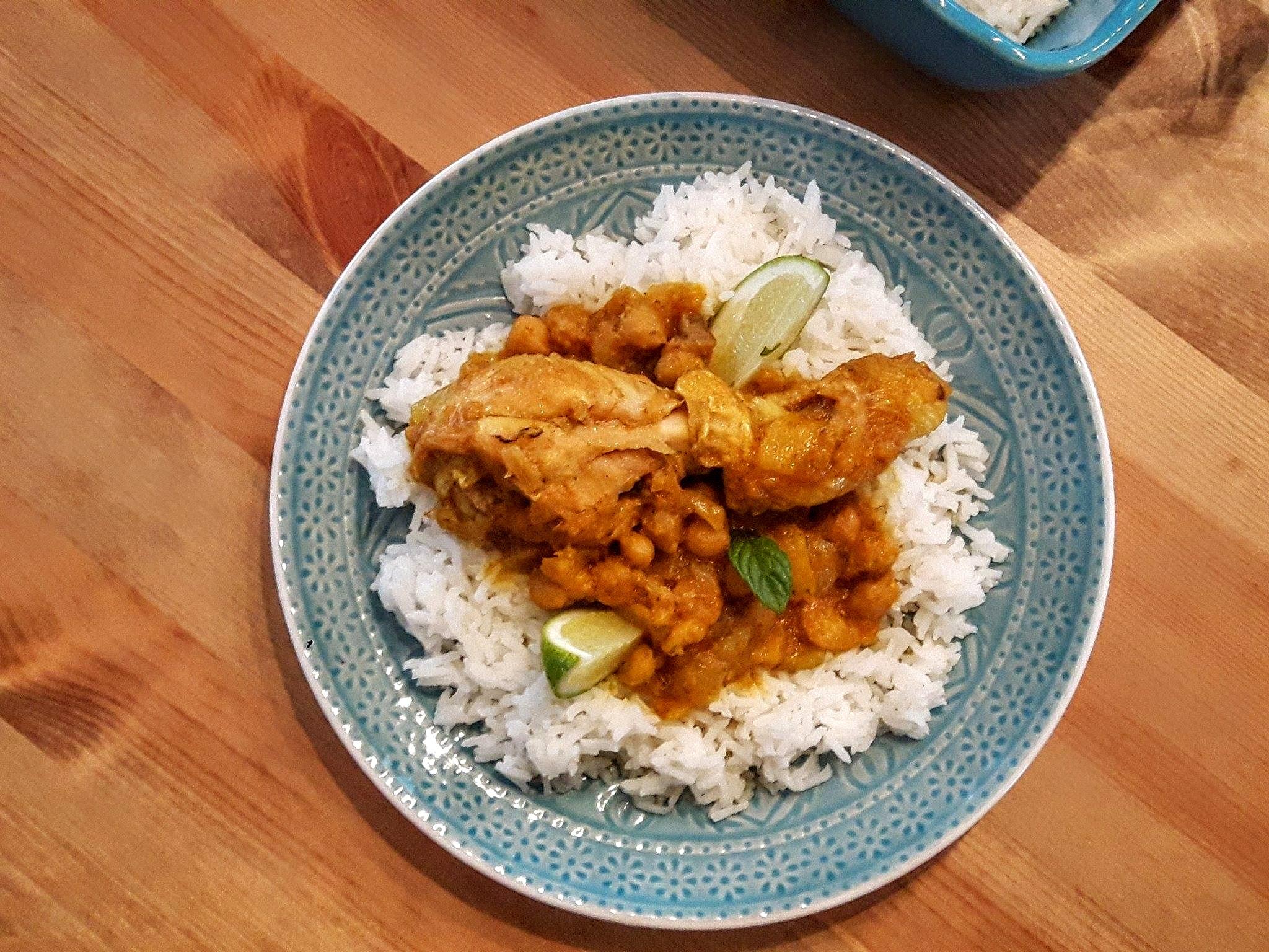 zolte curry Jamiego Oliviera