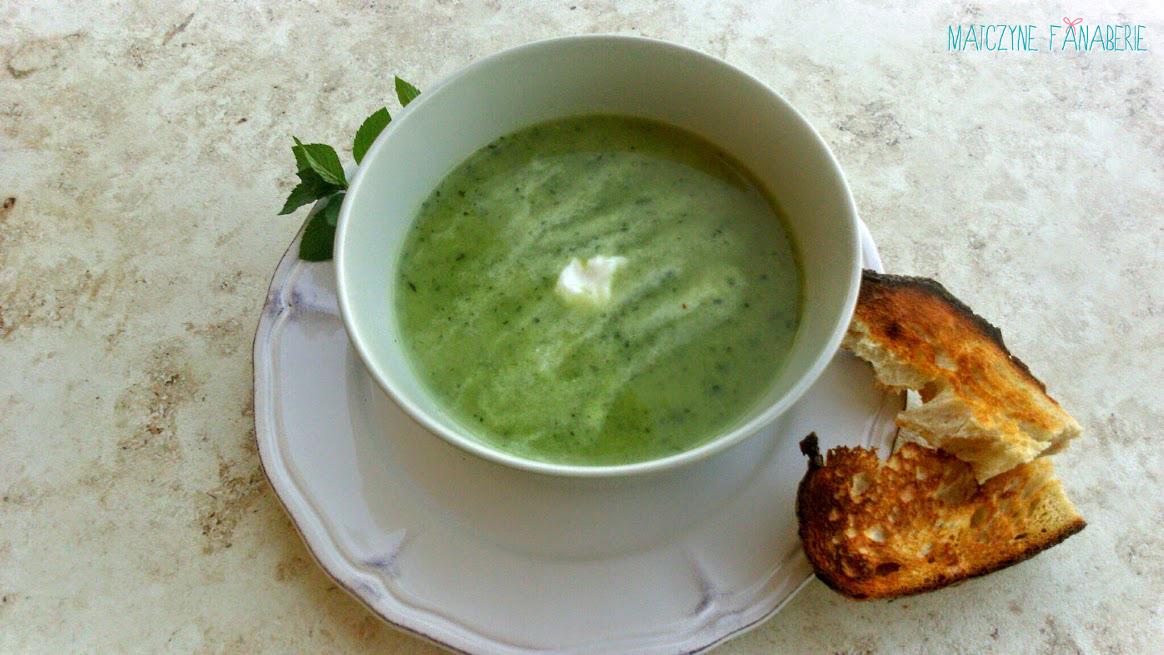zupa z cukinii jamie oliver