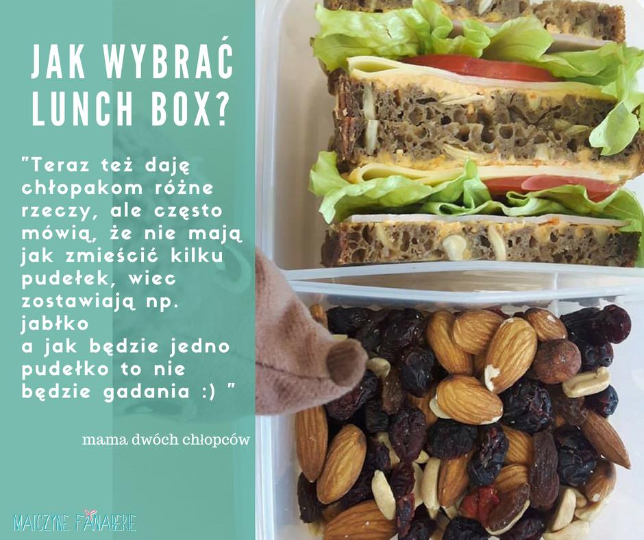 jak wybrac lunchbox