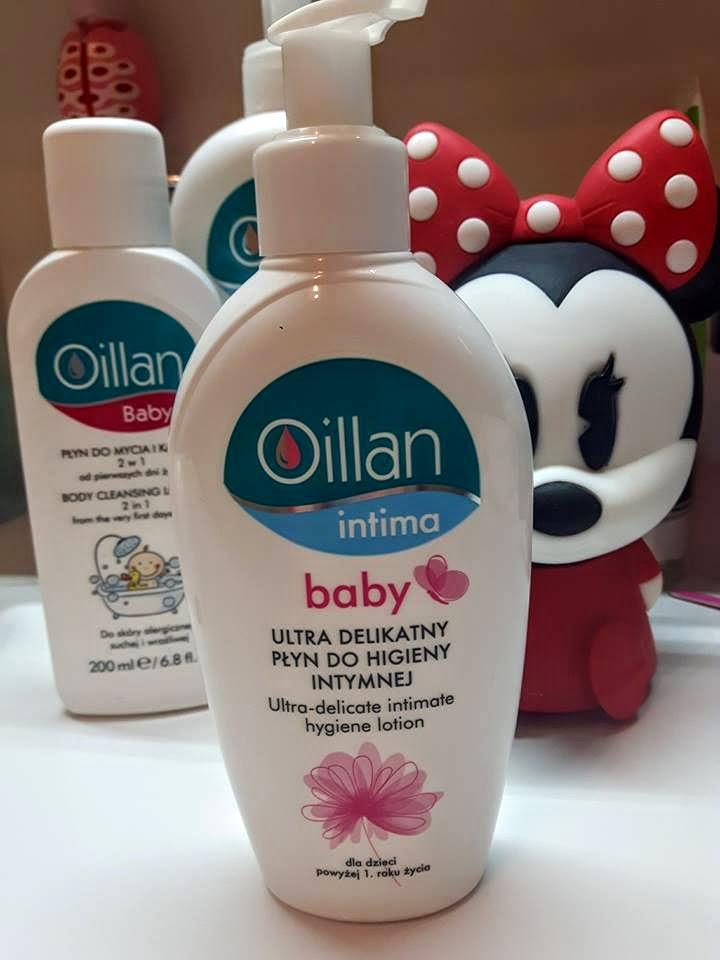 płyn do higieny intymnej dla dzieci