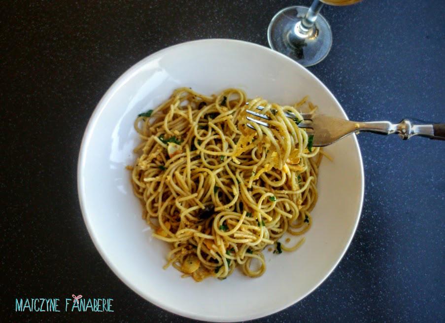 Spaghetti poveraccio
