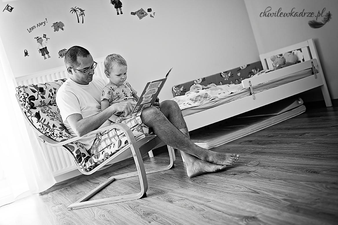 Czytanie z tatą