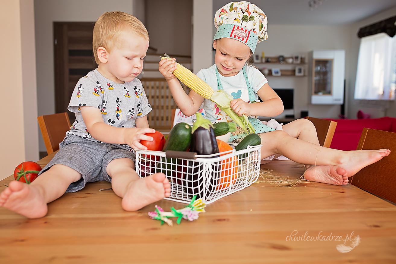 najlepsze warzywa w diecie dziecka