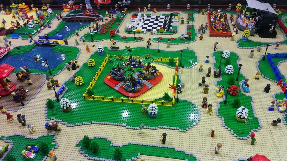 stadion narodowy wystawa lego