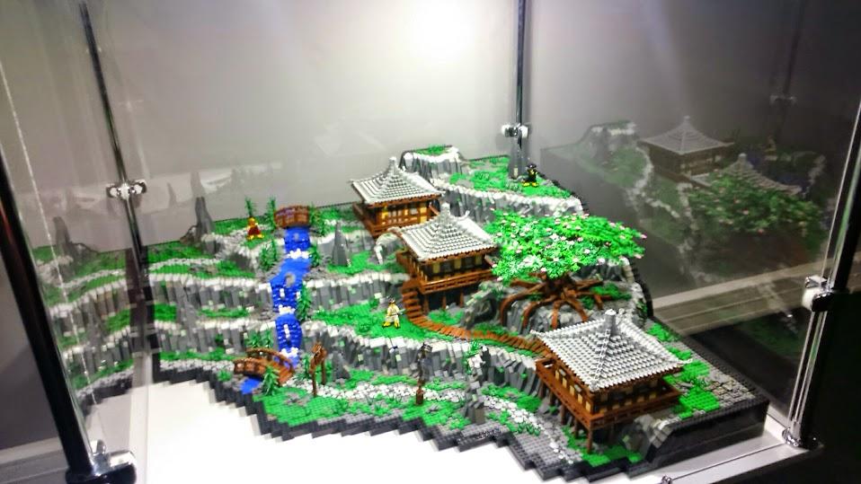 stadion narodowy warszawa wystawa lego