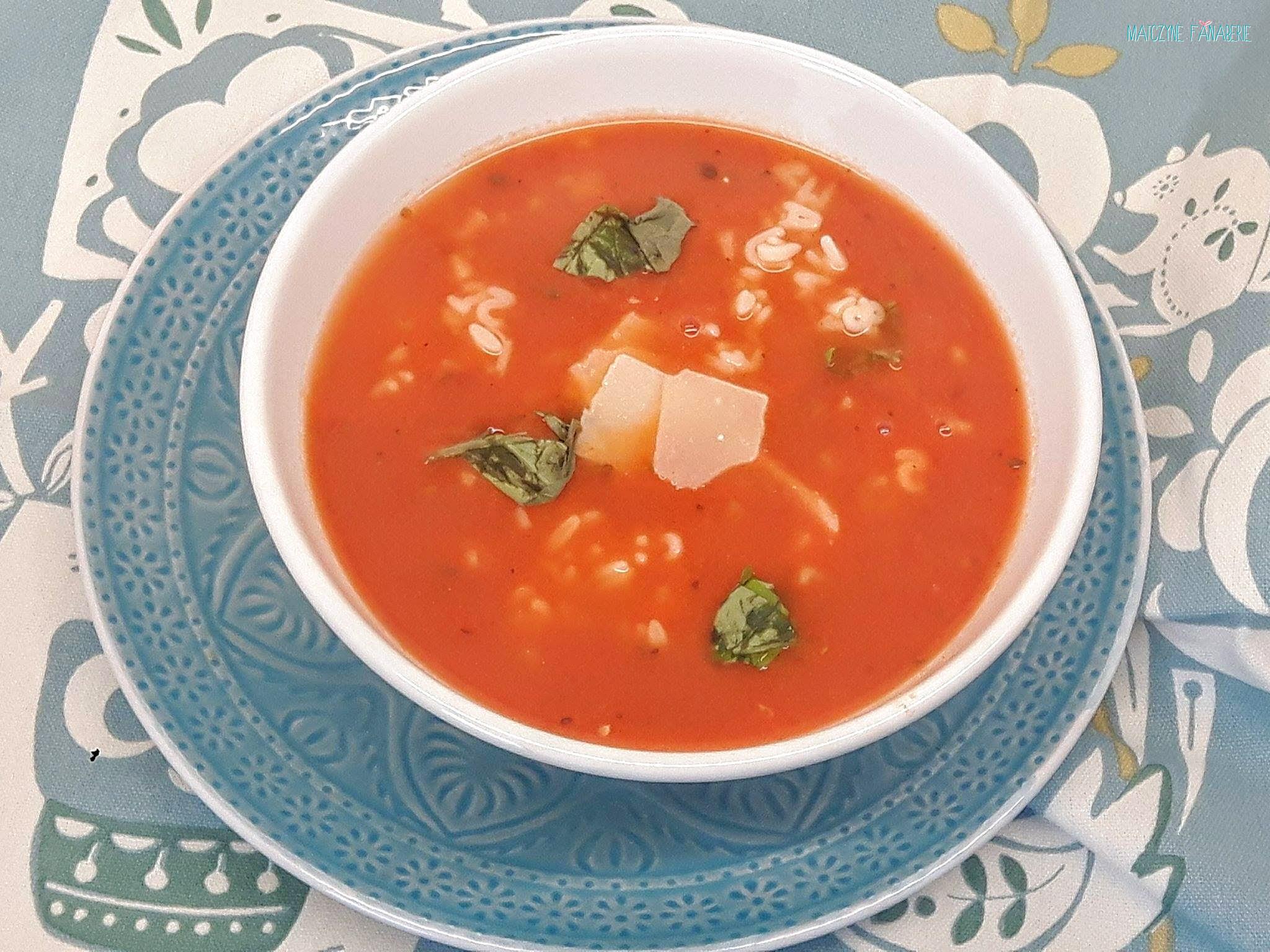 najlepsza zupa dla dzieci