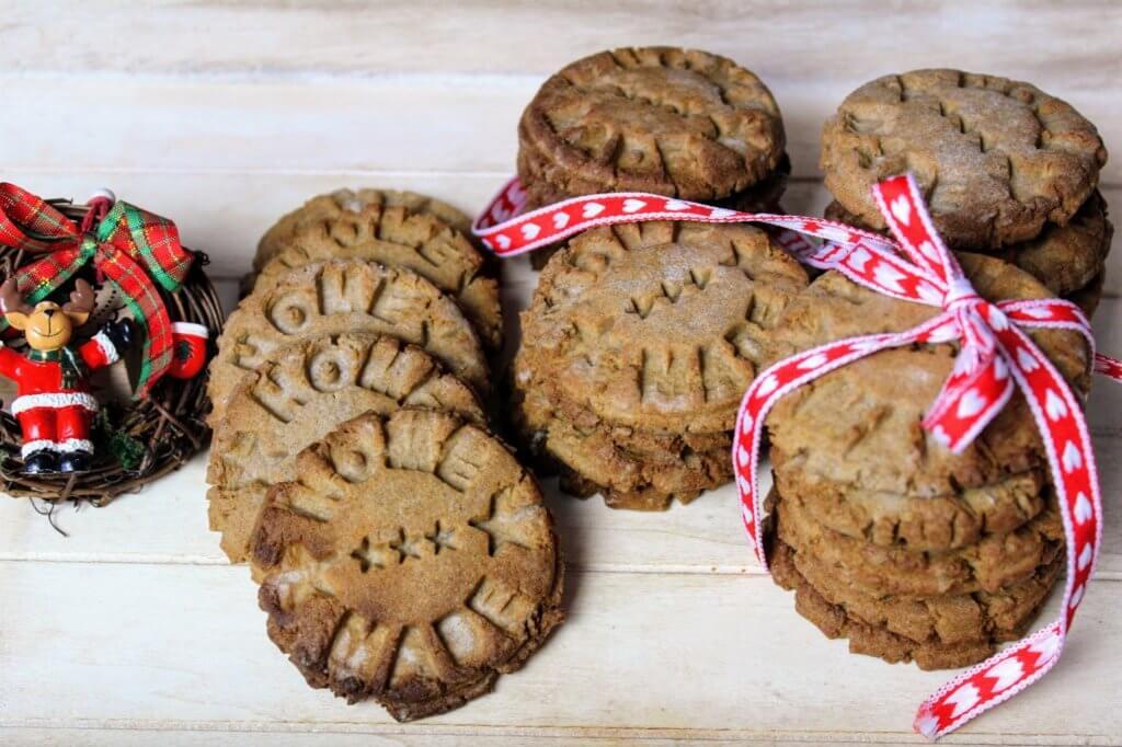 świąteczne ciastka marcepanowe