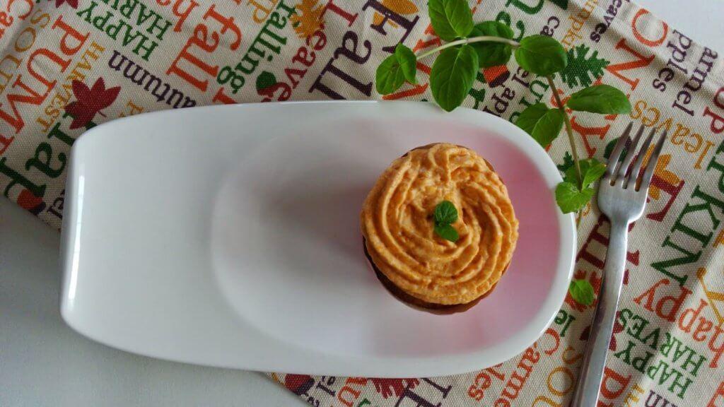 babeczki marchewkowe dyniowe