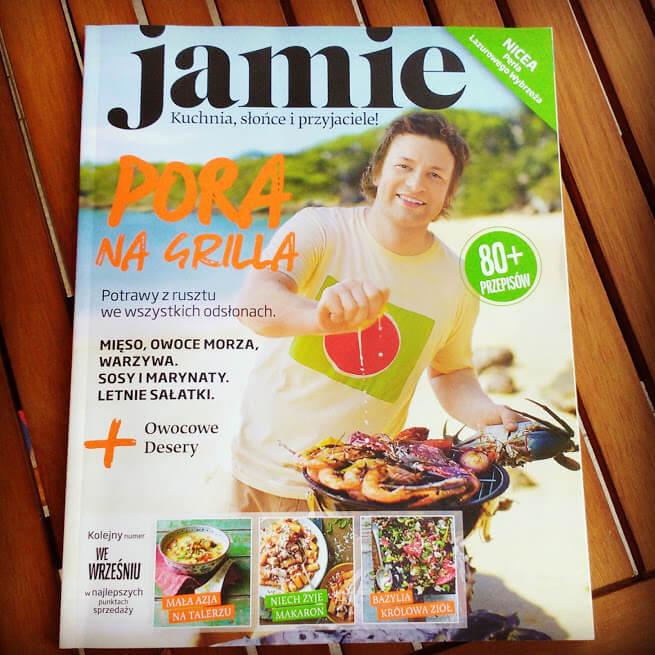 polski magazyn Jamie