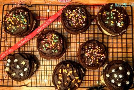 Ciasteczka czekoladowe dla dzieci Jamie olivier