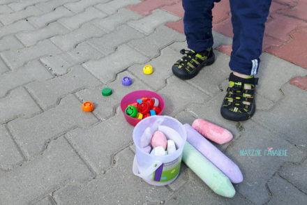 zabawy chodnikowe