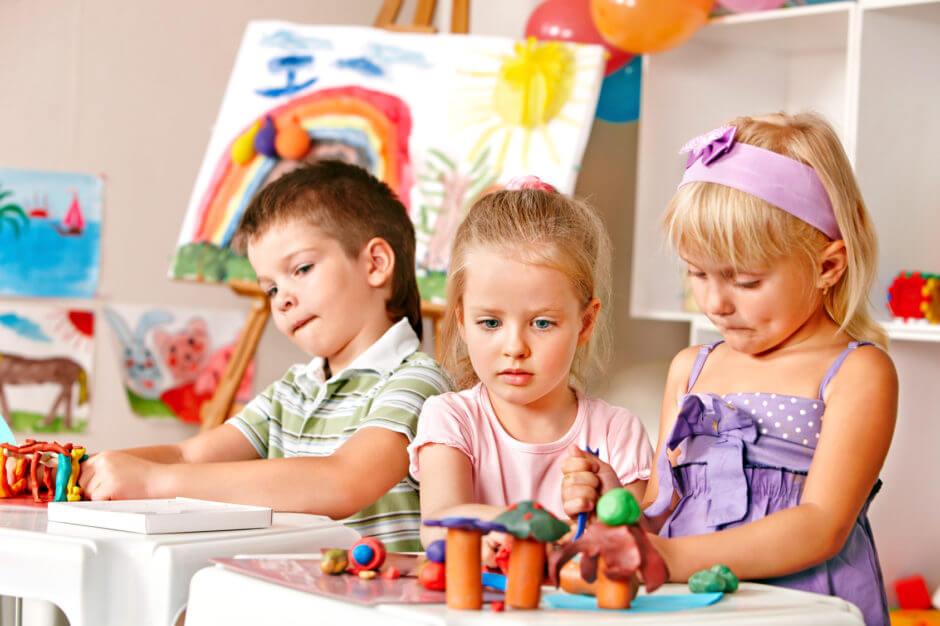 przygotowania do przedszkola