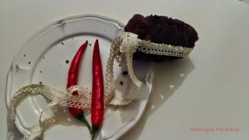 Ciastka z czekoladą i chilli
