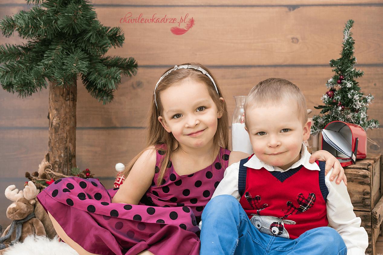 Święta z dziećmi