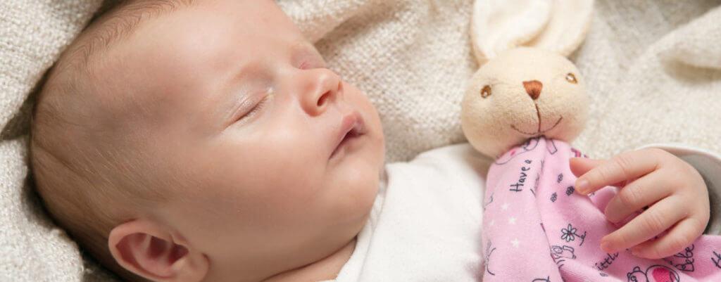 sen niemowlaka kłapciaczek