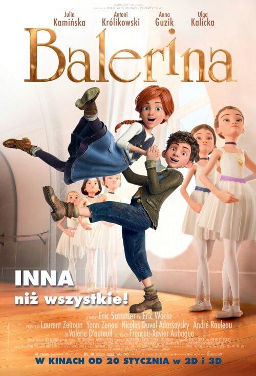 Balerina film animowany