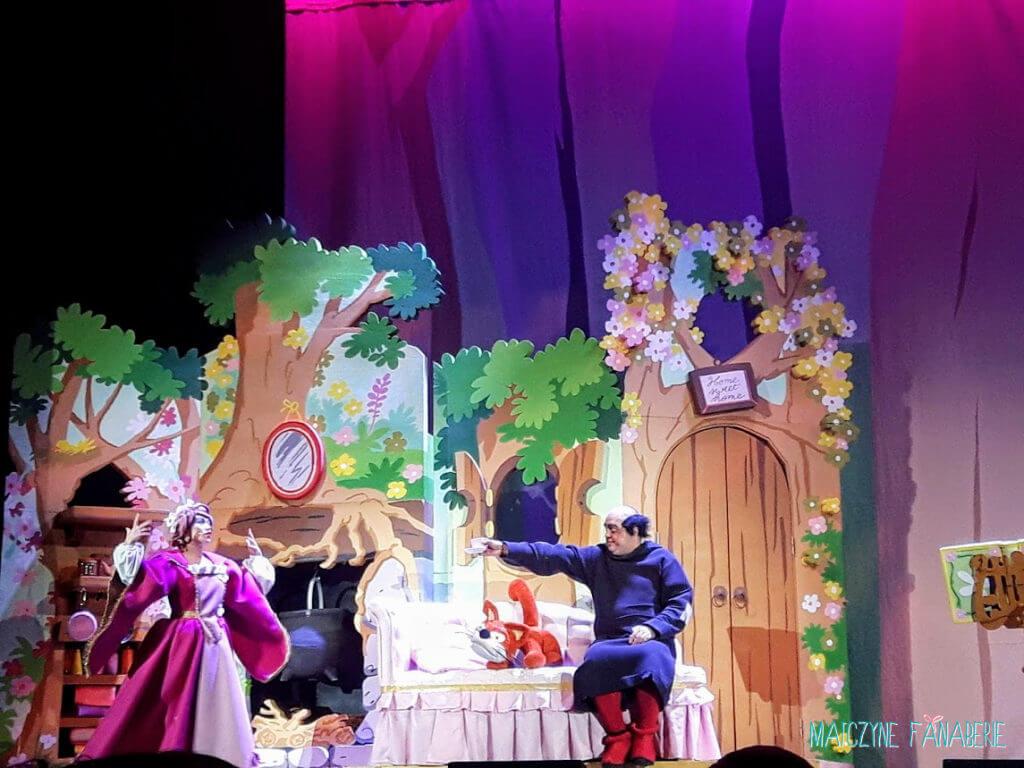 smerfy przedstawienie teatralno-muzyczne na żywo w Polsce