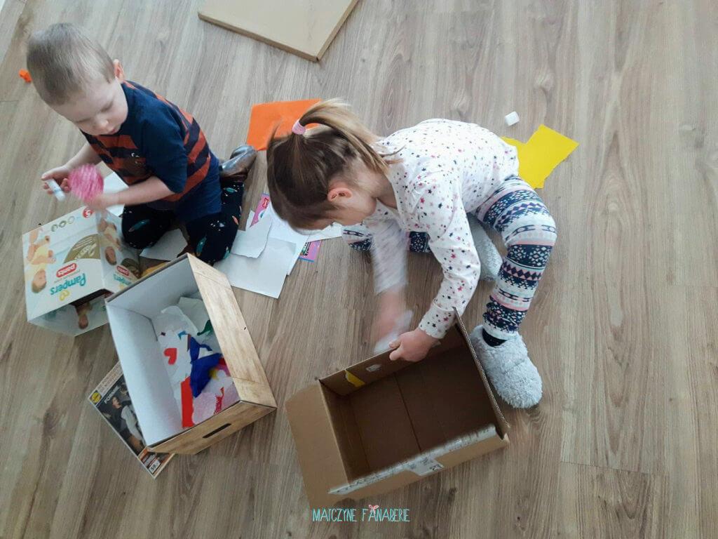 zabawy z dzieckiem