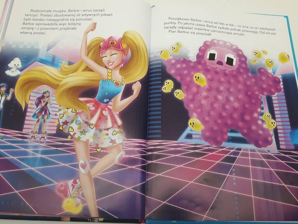 Barbie w świecie gier komputerowych