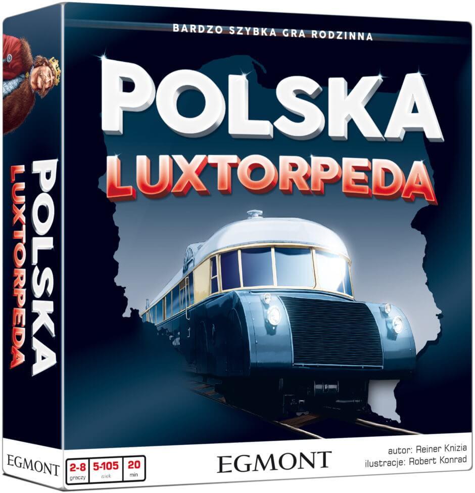 Polska luxtorpeda gra