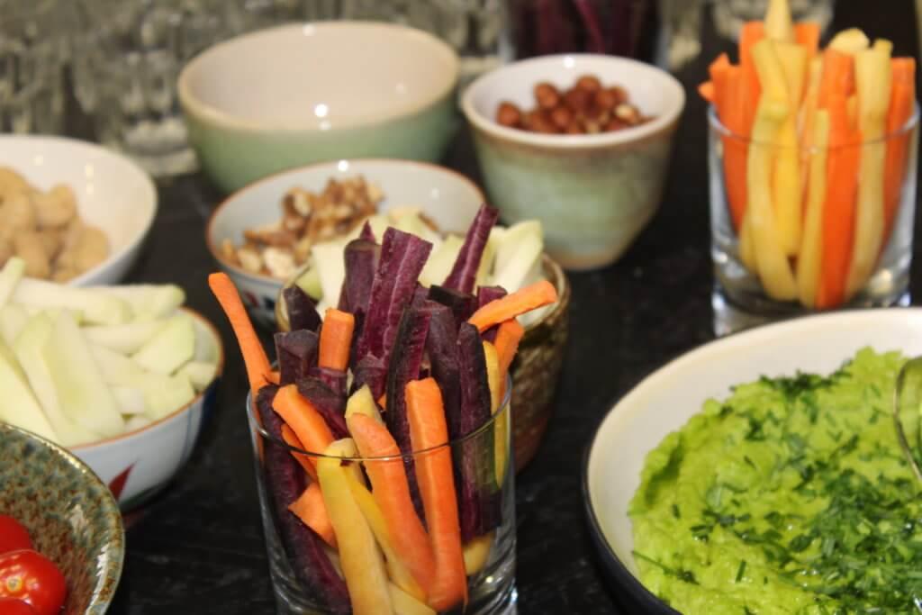 Warzywa i owoce dla dzieci