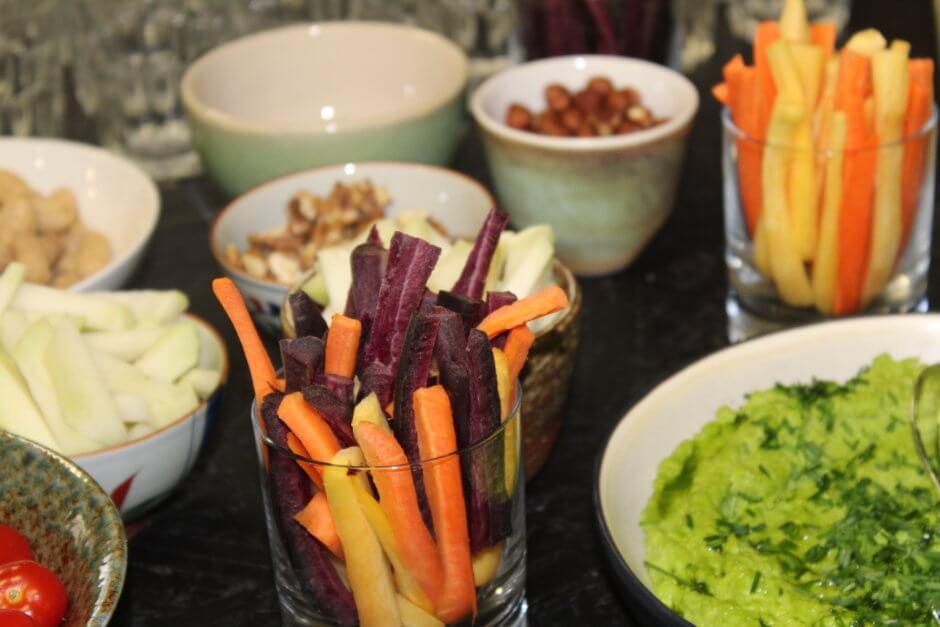 warzywa dla dzieci