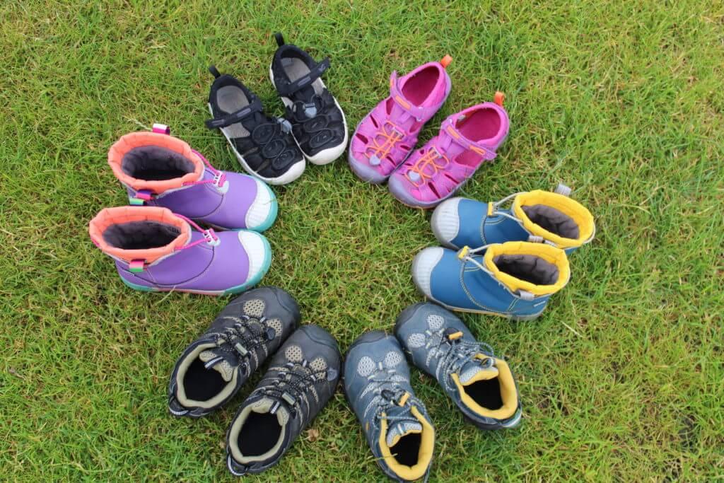 keen buty dla dzieci