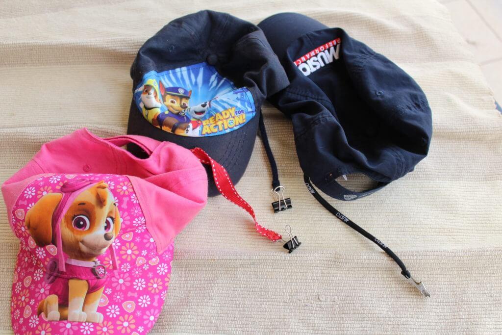 czapka na żagle dla dziecka