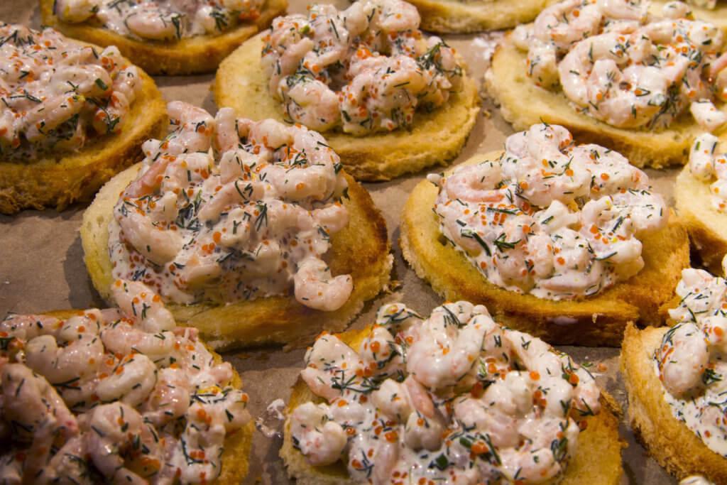 szwedzkie tosty - warszaty kulinarne Kanelbullar