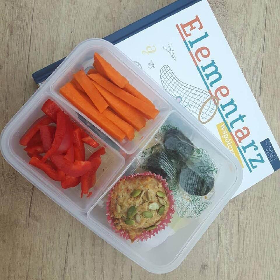lunchbox do szkoły, pracy