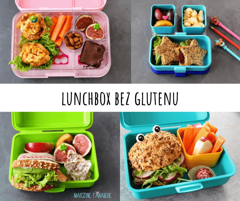 lunchbox bez glutenu przepisy