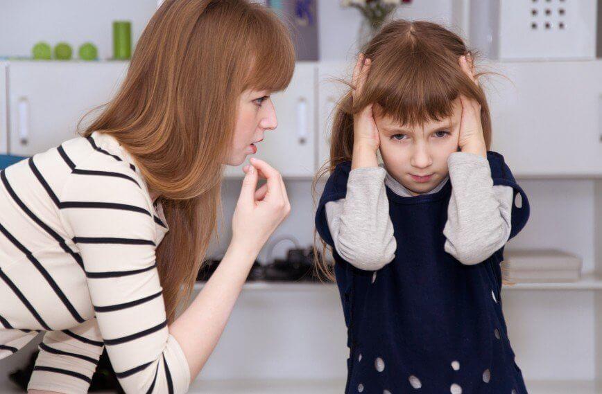 złość dziecka