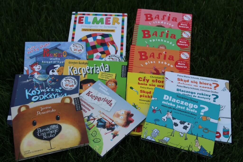 audiobook dla dzieci