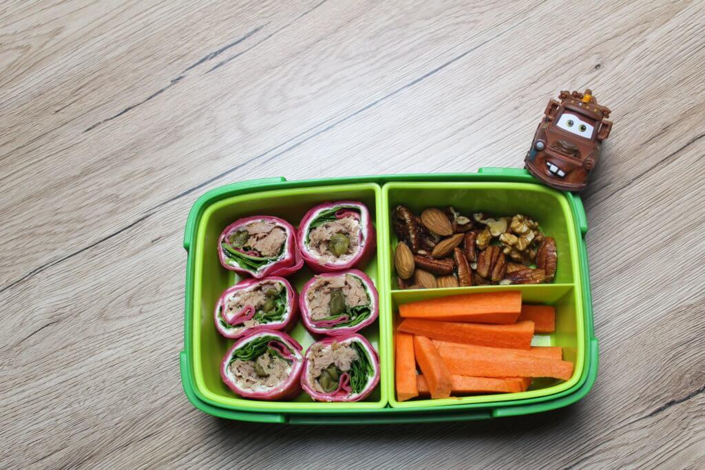 lunchbox - naleśniki dla dzieci