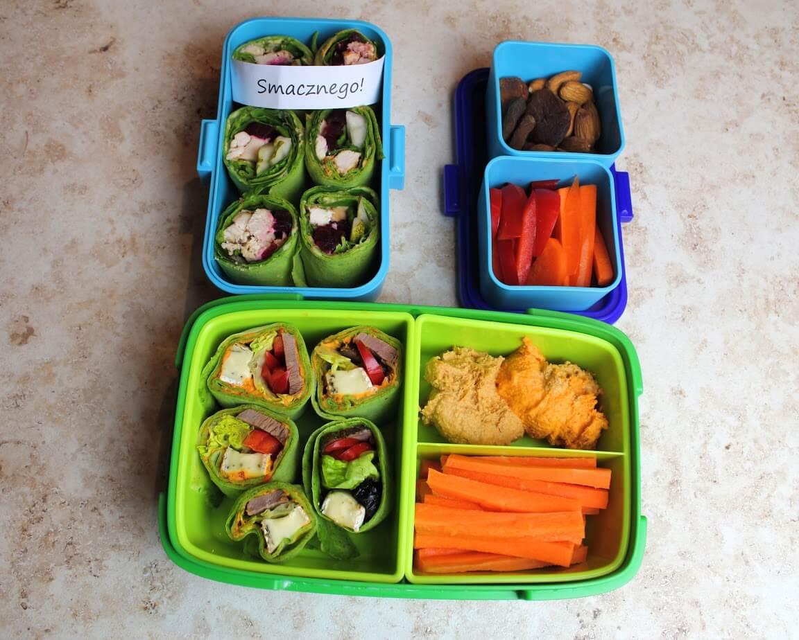 lunch box przepisy