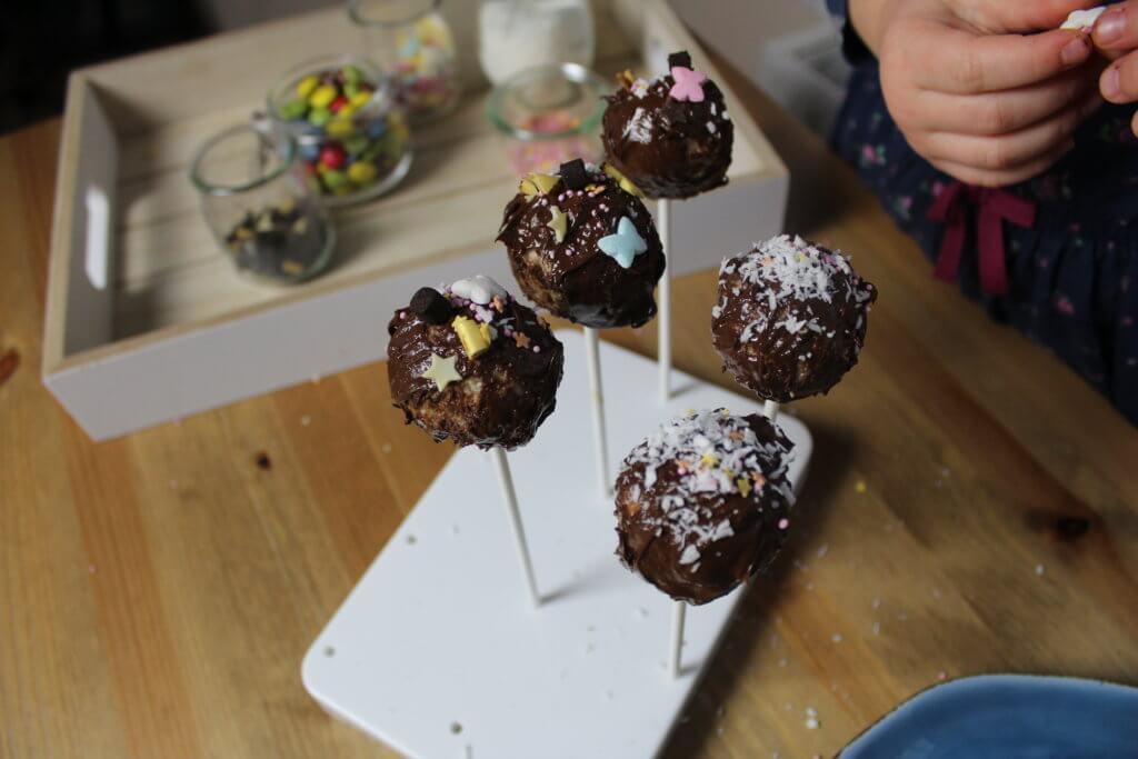 Cake pops - prezent dla dzieci i dorosłych