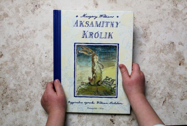 Aksamitny królik Margery Williams