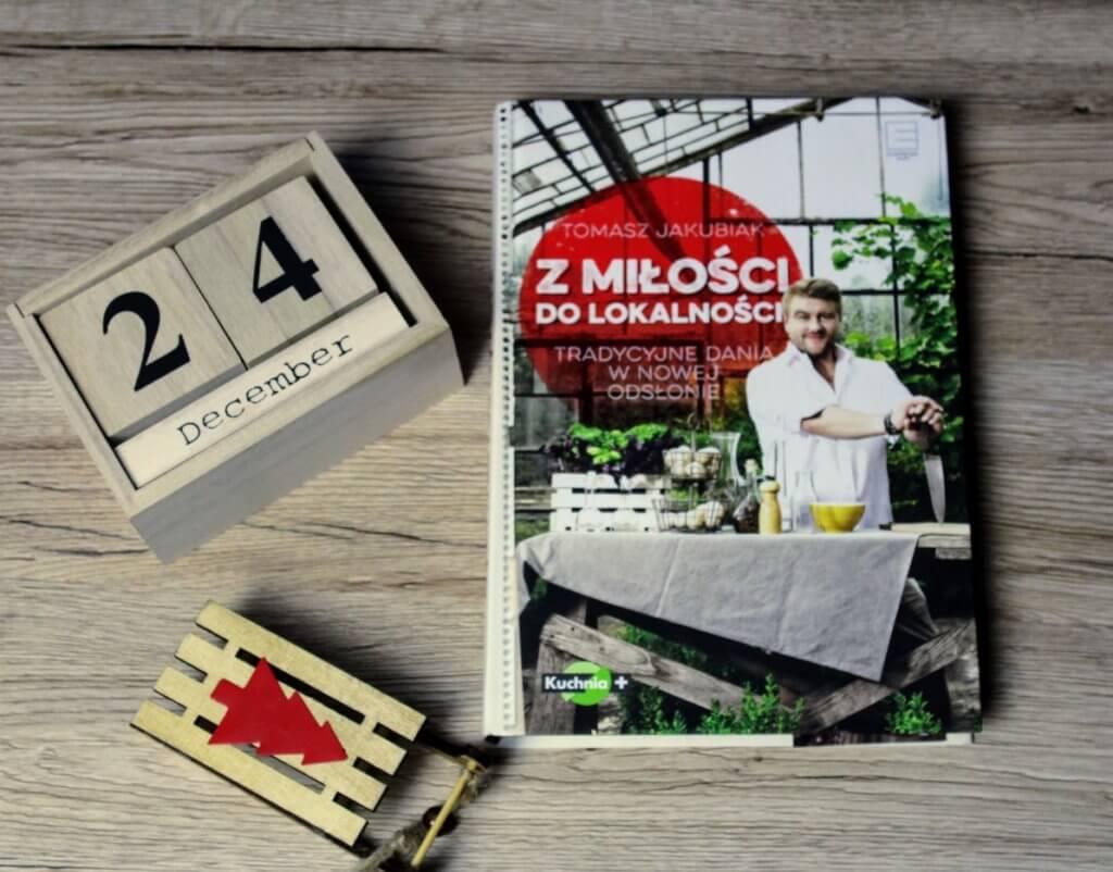 książki kulinarne Tomasz Jakubiak